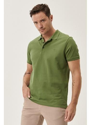 Beymen Business Beymen Business T-Shirt Yeşil